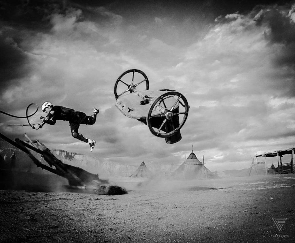 Flostunts - Stuntman - All rights reserved